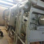 تجهیزات سردخانه صنعتی استوک