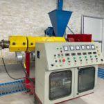 فروش خط کامل تولید لوله های پلی اتیلن کشاورزی