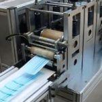 ساخت دستگاه ماسک سه لایه پزشکی