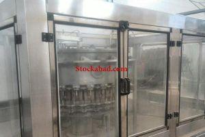 فروش دستگاه تری بلوک مایعات کارکرده در تهران