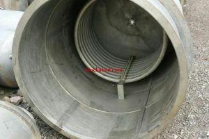مخزن استیل 1300 لیتری کوئل دار در تهران